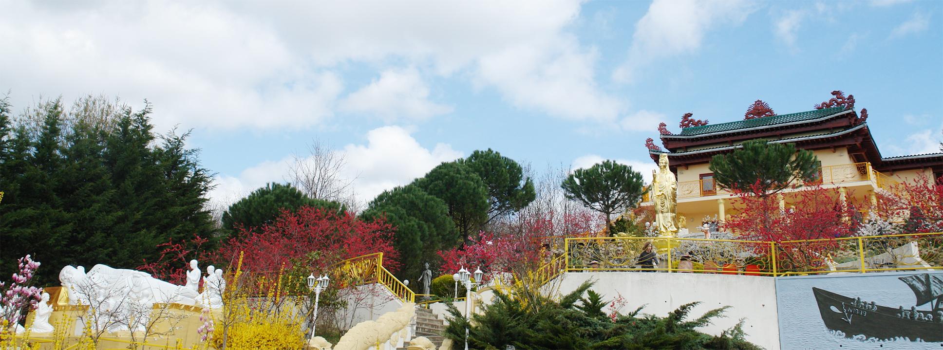 La pagode Thiện Minh