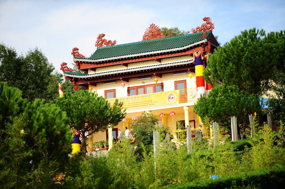 La pagode Thiên Minh